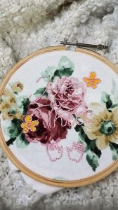Littlehands Embroidery, by Crrrvid