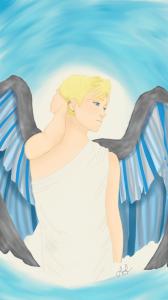 Good Angel Merritt, by The Ashicorn